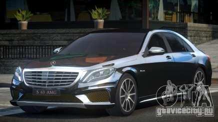 Mercedes-Benz S63 ES V1.1 для GTA 4