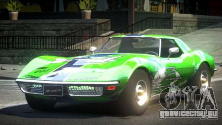 Chevrolet Corvette C3 L5 для GTA 4