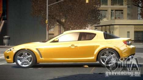 Mazda RX-8 SR для GTA 4