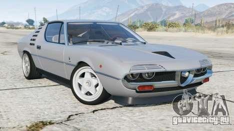 Alfa Romeo Montreal (105) 1970