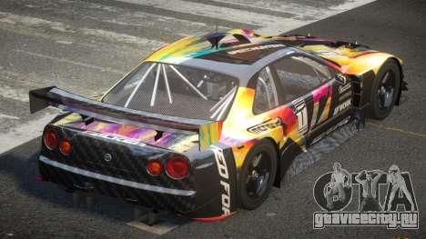 Nissan Skyline R34 PSI Tuning L4 для GTA 4