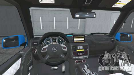Mercedes-Benz G 65 AMG (W463) 2012