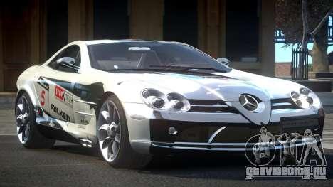 Mercedes-Benz SLR R-Tuning L5 для GTA 4
