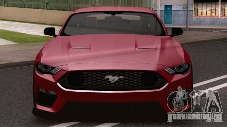 2021 Ford Mustang Mach 1 для GTA San Andreas