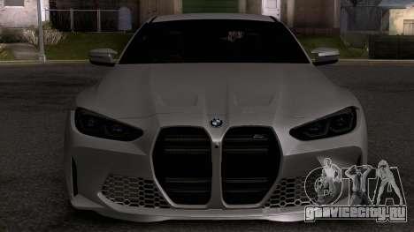 BMW M4 2020 для GTA San Andreas