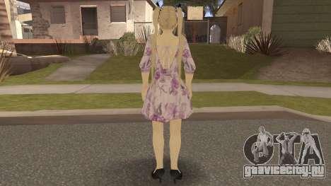 MarieMod SA ReSkinned V14 для GTA San Andreas