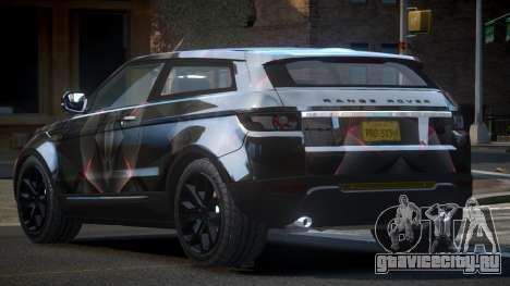 Range Rover Evoque PSI L5 для GTA 4