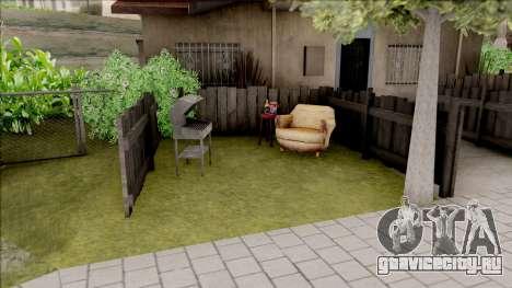 New Grove Street v2 для GTA San Andreas
