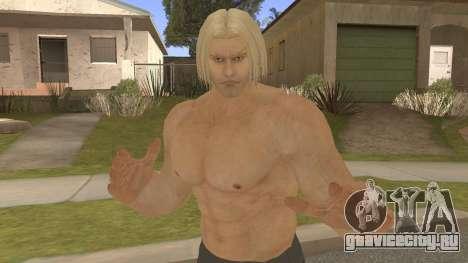 Paul Shortcut Hair with Vendetta Pants V8 для GTA San Andreas
