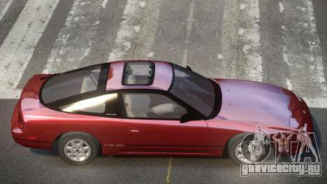 Nissan 240SX 90S для GTA 4