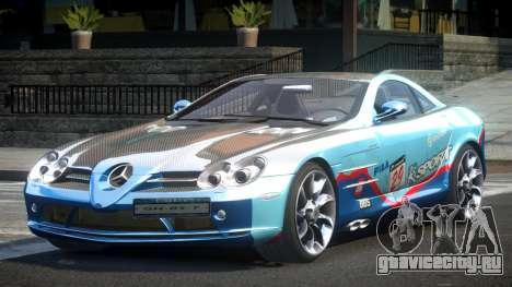 Mercedes-Benz SLR R-Tuning L1 для GTA 4