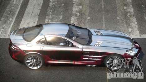 Mercedes-Benz SLR R-Tuning L10 для GTA 4