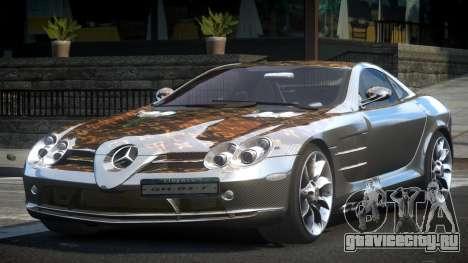 Mercedes-Benz SLR R-Tuning L2 для GTA 4