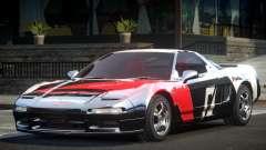 Honda NSX 90S L1 для GTA 4