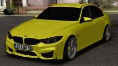 BMW M3 F80 для GTA San Andreas
