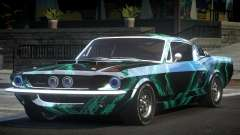 Shelby GT500 BS Old L10 для GTA 4