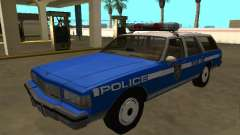 Chevrolet Caprice 1987 SW New York Police Dept для GTA San Andreas