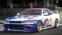 Nissan Skyline GS R-Tuning L1 для GTA 4