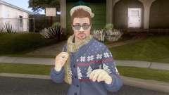 GTA Online Pack de Skins Christmas Parte 2 V2 для GTA San Andreas