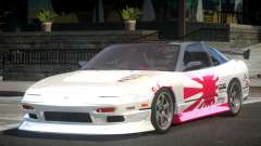 Nissan 240SX PSI L1 для GTA 4