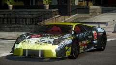 Lamborghini Murcielago PSI GT PJ9 для GTA 4