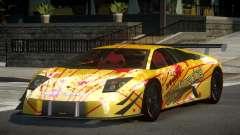 Lamborghini Murcielago PSI GT PJ7 для GTA 4