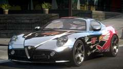 Alfa Romeo 8C BS L5 для GTA 4
