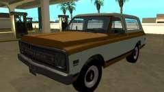 Chevrolet C-10 Blazer 1972