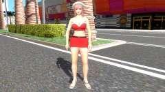 Honoka Christmas Collection для GTA San Andreas
