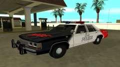 Ford LTD Crown Victoria 1991 Copley Police DARE для GTA San Andreas