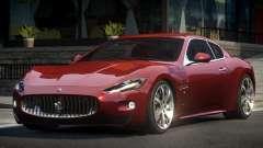 Maserati GranTurismo GS