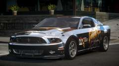 Shelby GT500 BS Racing L8 для GTA 4