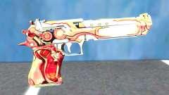 Desert Eagle El-Dorado для GTA San Andreas