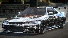 Nissan Skyline GS R-Tuning L4 для GTA 4