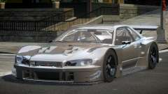 Nissan Skyline R34 PSI Tuning для GTA 4