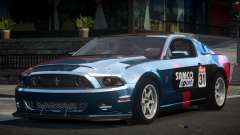 Shelby GT500 BS Racing L10 для GTA 4