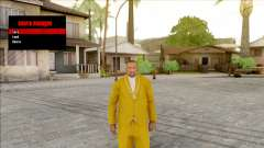 Outfit Manager Like GTA 5 Online для GTA San Andreas