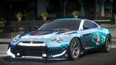 Nissan R35 GT-R R-Tuned L5 для GTA 4