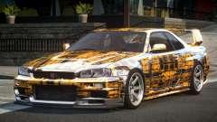 Nissan Skyline GS R-Tuning L10 для GTA 4