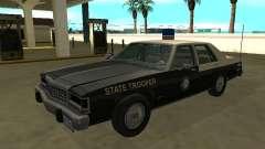 Ford LTD Crown Victoria 1987 FHP для GTA San Andreas