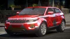 Range Rover Evoque PSI L3 для GTA 4