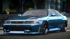 Nissan Skyline R33 BS