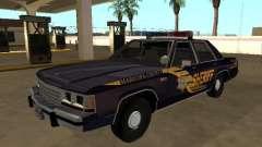 Ford LTD Crown Victoria 1991 Maricopa County для GTA San Andreas