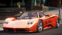 Pagani Zonda SR C12 L3 для GTA 4