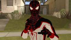 Spiderman Miles Morales(PS5) T.R.A.C.K suit для GTA San Andreas