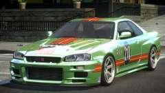 Nissan Skyline GS R-Tuning L3 для GTA 4