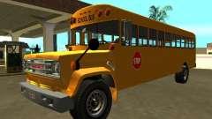 GMC C-70 1970 School Bus для GTA San Andreas