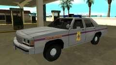 Ford LTD Crown Victoria 1991 Mississippi S T для GTA San Andreas