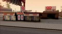 New Bim Store для GTA San Andreas