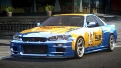 Nissan Skyline GS R-Tuning L5 для GTA 4